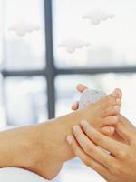 Лечение натоптышей - народные средства