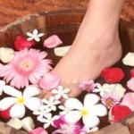 Потливость ног — на помощь придут народные рецепты
