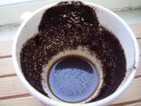 Кофейная гуща от целлюлита