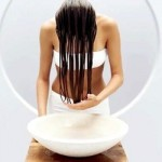 Эффективная маска против выпадения волос