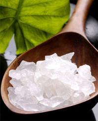 Скраб с морской солью от целлюлита
