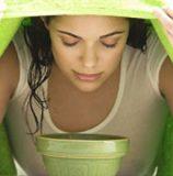 Паровая ванночка для лица поможет очистить кожу