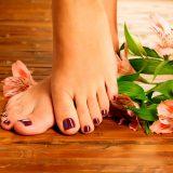 Как осуществляется уход за ногами в домашних условиях