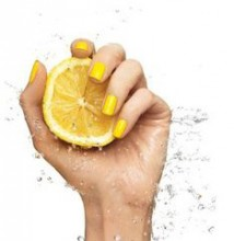 желтые ногти на руках