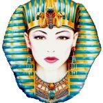 Как сделать очищающую маску Клеопатры?