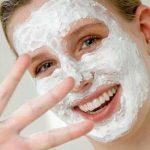 Маски для нормальной кожи лица из сметаны