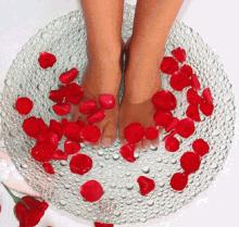 тонизирующие ванночки для ног