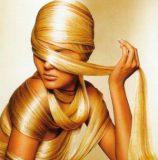 Масляные обертывания волос