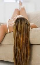 натуральный ополаскиватель для волос