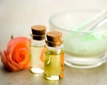 приготовление розового масла