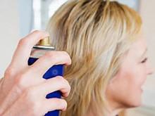 лак для волос в домашних условиях