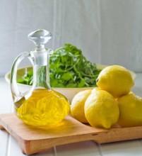 отбеливающая лимонная маска