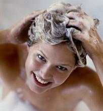 маска шампунь для волос