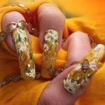 Уход за нарощенными ногтями в домашних условиях.