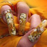 Уход за нарощенными ногтями в домашних условиях