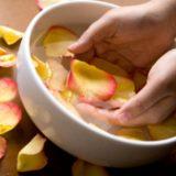 Как приготовить лосьон из лепестков роз?