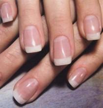 Рубрики: красивые ногти легко, френч с черным рисунком, белые ногти с.