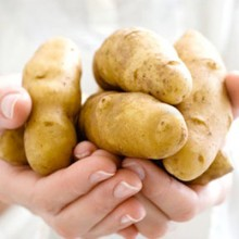 маска для лица из картофеля