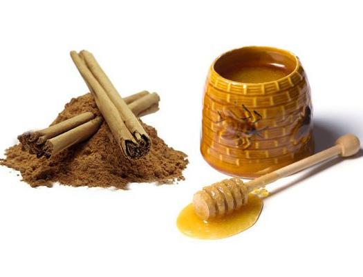 Мед и корица