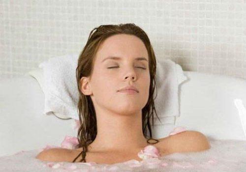 как принимать ванну с содой