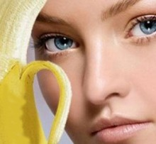 маски из банана для лица