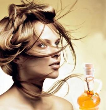 маски для волос из облепихового масла