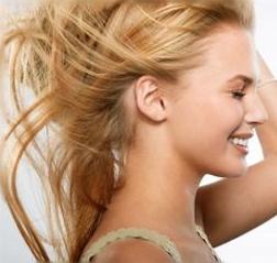 Перекись водорода для волос на голове