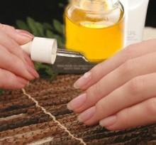 эфирное масло для ногтей