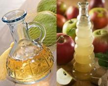 маски из яблочного уксуса