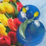Домашнее мыло «К 8 марта»