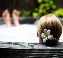 глиняная ванна