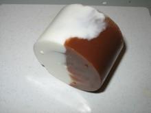 достаем мыло из формы