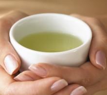 зеленый чай маски для лица