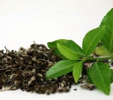 протирать лицо зеленым чаем