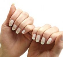 что означают пятна на ногтях