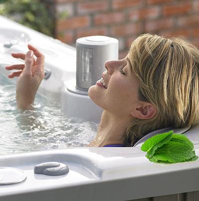 мятные ванны