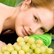 обертывание виноградом