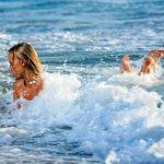Полезна ли морская вода для кожи?