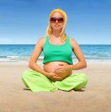 Полезен ли загар при беременности