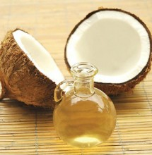 маски для волос с кокосовым маслом