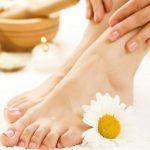 Обертывание  ног: очевидная польза