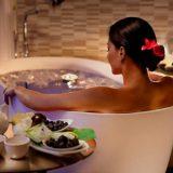 Шоколадная ванна и вкусные рецепты ее приготовления