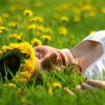 Целебные травы  — лучшая защита от прыщей