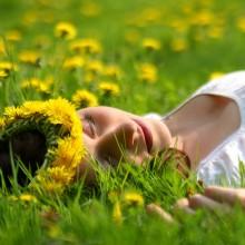 лечение прыщей травами