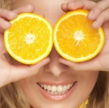 маски из апельсина для лица
