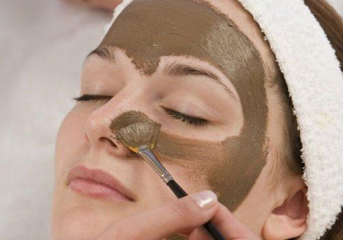 наносим бадягу на кожу