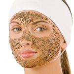 Домашний пилинг для сухой кожи лица