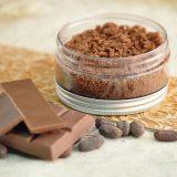 Как приготовить шоколадный скраб