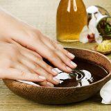 Укрепление ногтей с помощью желатина