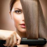 Как выпрямить вьющиеся волосы в домашних условиях